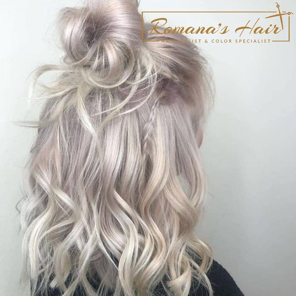 Verbazingwekkend Heb jij blond haar? Zo hou je het mooi! · Romana's Hair WR-08